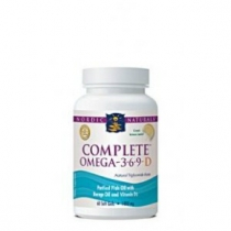 Review: Nordic Naturals Lemon Complete Omega 369-D