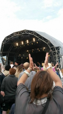 Wickerman 2015 didn't disappoint with host of great bands